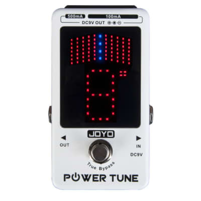 JOYO JF-18R Tuner and Power Supply all in one NEW from Joyo Ships Free for sale