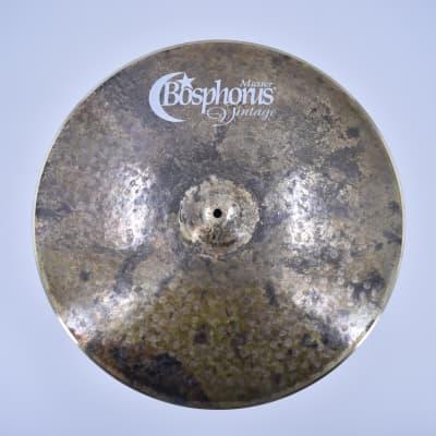 """Bosphorus 22"""" Master Vintage Series Ride Cymbal 2190gr"""