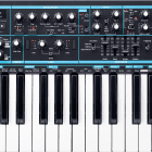 Novation Bass Station II Librarian Software & Firmware Update (includes Artist Producer Soundpack) image