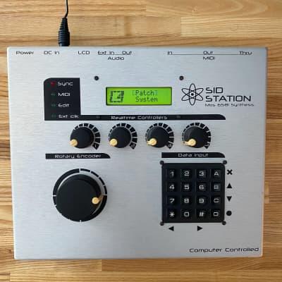 Elektron Sidstation - Original Owner