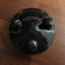 Dunlop Joe bonamassa fuzz face mini Black