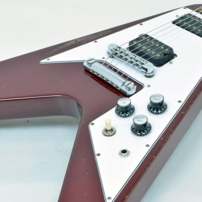Gibson USA Flying V Cherry-Free Shipping*