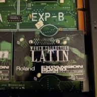 SR-JV80-18 Latin Expansion Board