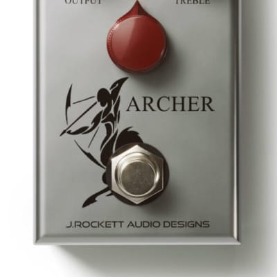 J. Rockett Audio Designs Archer FREE 2-3 Day Shipping in the U.S. Brand New from Dealer! for sale