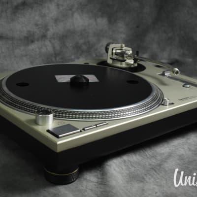 Technics SL-1200MK3D Silver Direct Drive DJ Turntable [Very Good]