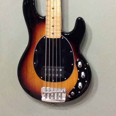 Sterling by Musicman  Ray35CA 3-tone sunburst