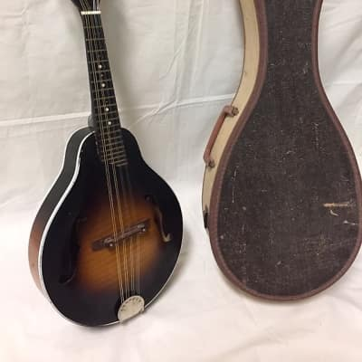 KAY A Style Mandolin Pre 1970 or Older Tobacco Sunburst for sale