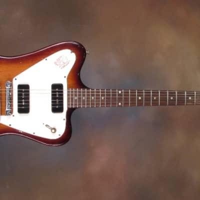 1965 Gibson Firebird I Non-Reverse Sunburst for sale
