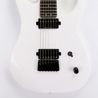 Strictly 7 Guitars Cobra KS7 2017 Gloss White for sale