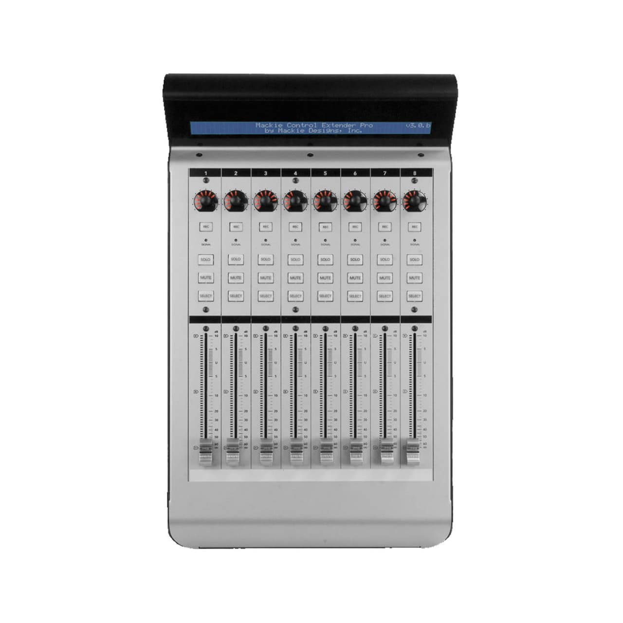 Mackie Control Extender Pro Eight Fader Control Surface