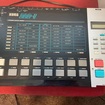 Korg DDD-1 Dynamic Digital Drums 1980s