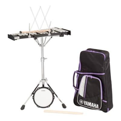 Yamaha SPK285R Rolling Educational Bell Kit w/ Backpack