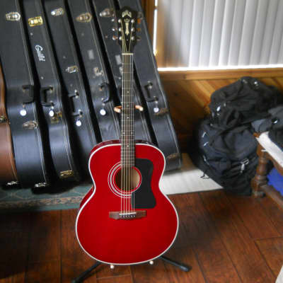 2003 Guild JF 30-Red-USA-OHSC for sale