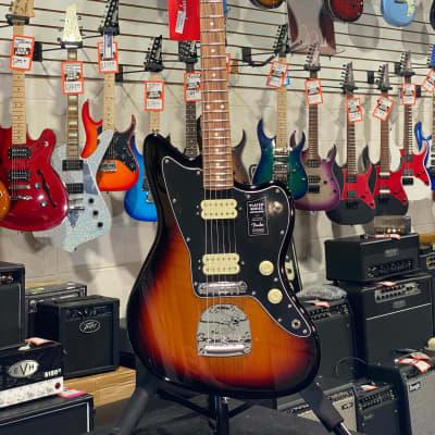 Fender Player Series Jazzmaster 3-Tone Sunburst Pau Ferro w/ Free Shipping, Auth Dealer