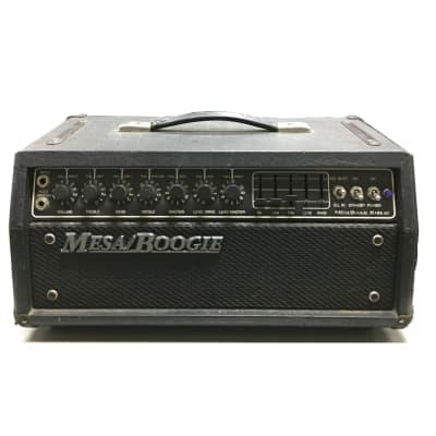 "Mesa Boogie Mark III ""Green Stripe"" Simul-Class 3-Channel 85-Watt Guitar Amp Head 1989 - 1997"