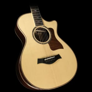 Taylor 812ce 12-Fret Natural 2016