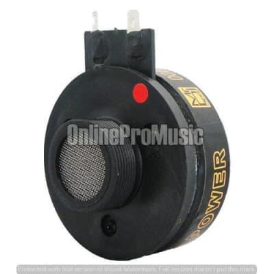 Mr. Dj HD300 Titanium DJ Compression Screw-on Horn PA Speaker Driver Tweeter
