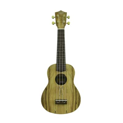 J&D Guitars Soproano Ukulele - Spalted Maple Top & Body from CNZ Audio for sale
