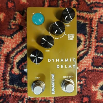 Lunastone Dynamic Delay, with tap tempo for sale