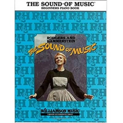 The Sound Of Music - Beginner's Piano Book (Easy Piano)