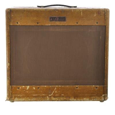 "Fender Bassman 5B6 TV Front 26-Watt 1x15"" Guitar Combo 1952 - 1953"