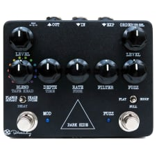 Keeley Electronics Dark Side Workstation - Fuzz Delay & Modulation (New Version)