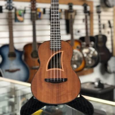 Eddy Finn EF-28-C Koa Select Concert Ukulele for sale