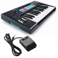 Novation Launchkey 25 Keyboard Controller BONUS PAK