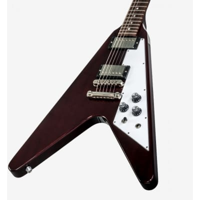 Guitarra Electrica GIBSON Flying V 2018 Aged Cherry for sale