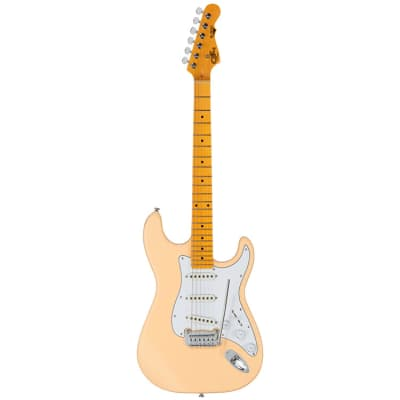 G&L Tribute Series S500 Vintage White for sale