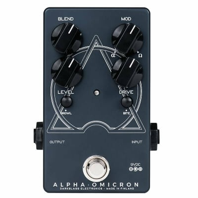 Darkglass Electronics Alpha · Omicron *New-In-Box*