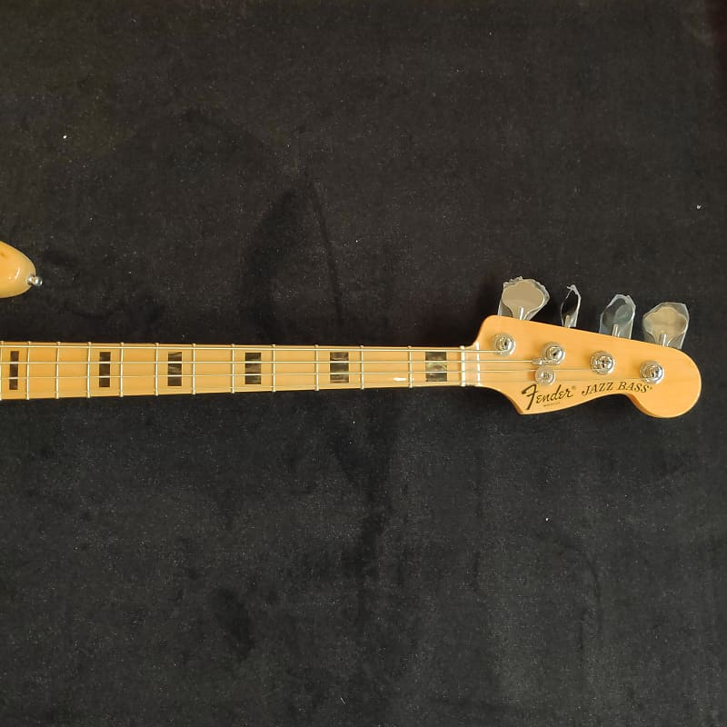 Circuito Jazz Bass Pasivo : Fender american deluxe jazz bass natural w case alteisa reverb