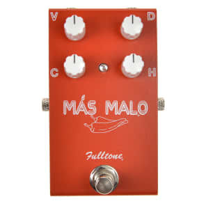 Fulltone Mas Malo Distortion / Fuzz