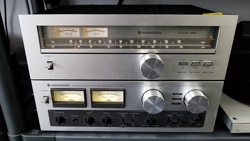 Kenwood KA-405 | Just Audio