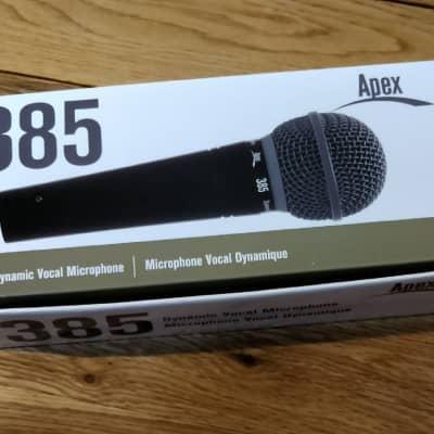 Apex 385 Dynamic Vocal Microphone