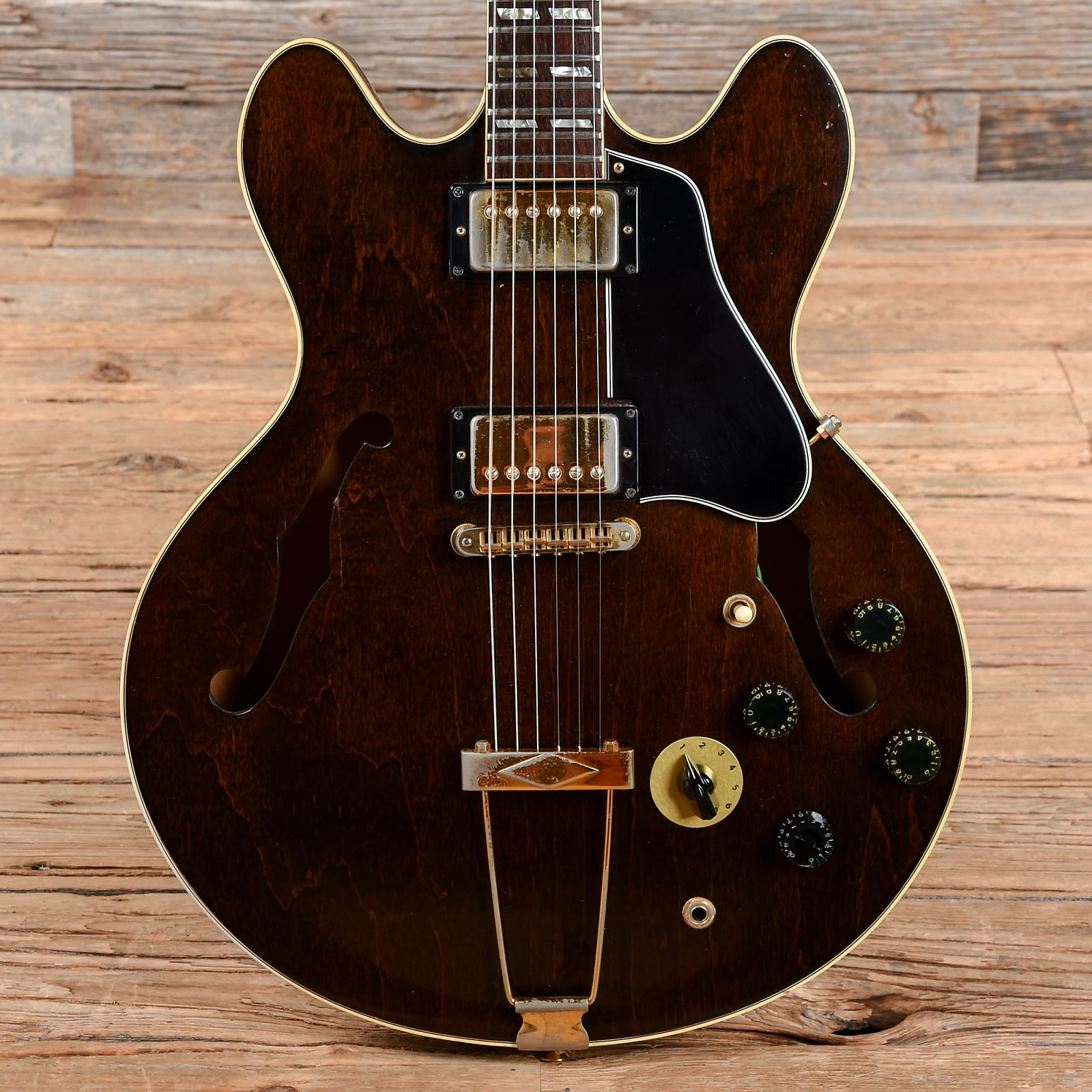 Gibson ES-345 Walnut 1976