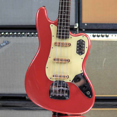 Rare ESP Grass Roots G-T-60B Bass IV Sparkling Fiesta Red L'Arc~en~Ciel Tetsuya Signature for sale