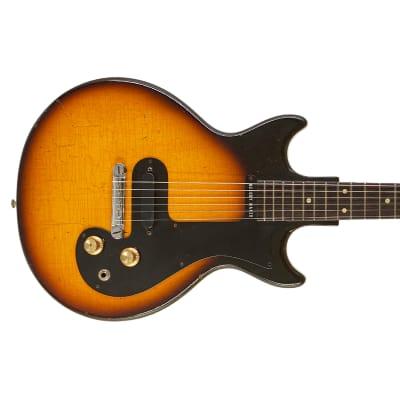 Gibson Melody Maker 3/4  1964 Sunburst for sale