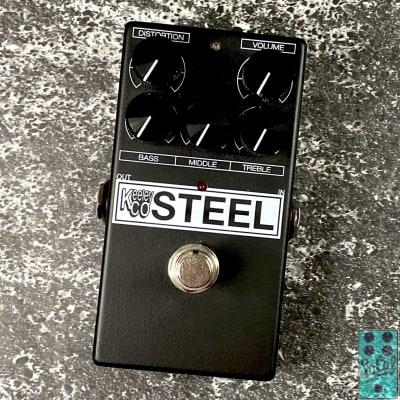 "Keeley Stahlhammer Limited Edition ""KeeleyCO Steel"" Custom Shop w/Original Box!"