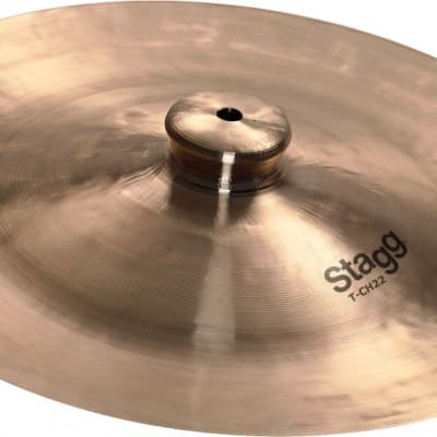 """Stagg 22"""" Traditional China Lion Cymbal"""