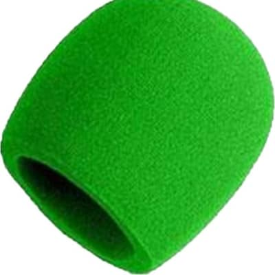 Hamilton Foam Microphone Windscreen Cover - Green