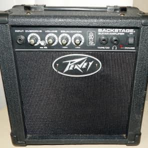 Peavey Backstage TransTube 10-Watt 1x6 Guitar Combo