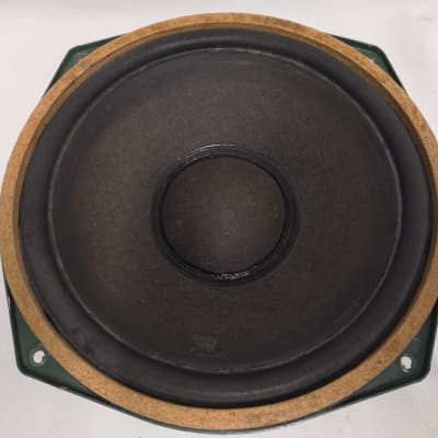 """HECO PCH 244 10"""" Vintage 8Ohm Woofer #1380 Made In Republic Of Germany - Good Vintage Condition"""