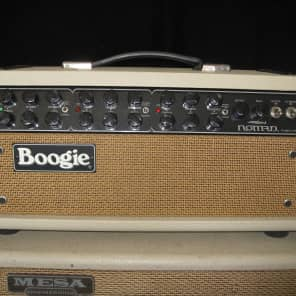 Mesa Boogie Nomad Forty Five 45 w/ Matching White 1x12 Speaker Cab & Footswitch (Used) (PICKUP ONLY) for sale