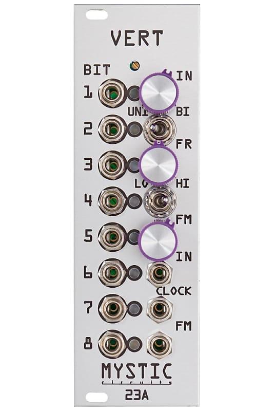 Mystic Circuits Vert Eurorack S&H/DAC Module | Foxtone Music