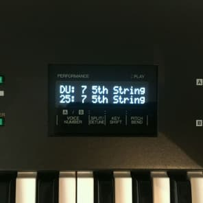 OLED Display Upgrade - Yamaha TX7 - DX7 - DX9 - DX11 - DX21 - FB-01