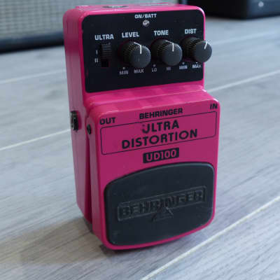 Behringer UD-100 Ultra Distortion for sale