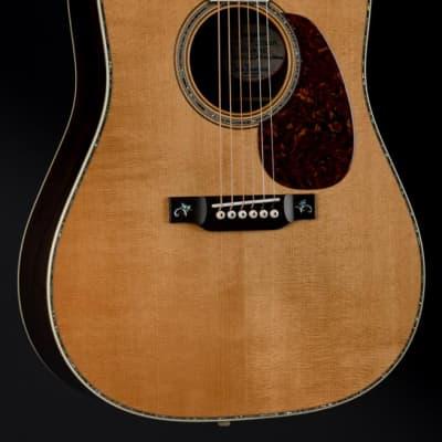 Bourgeois D-45 Vine Master Brazilian Rosewood and Aged Tone Adirondack Spruce NEW