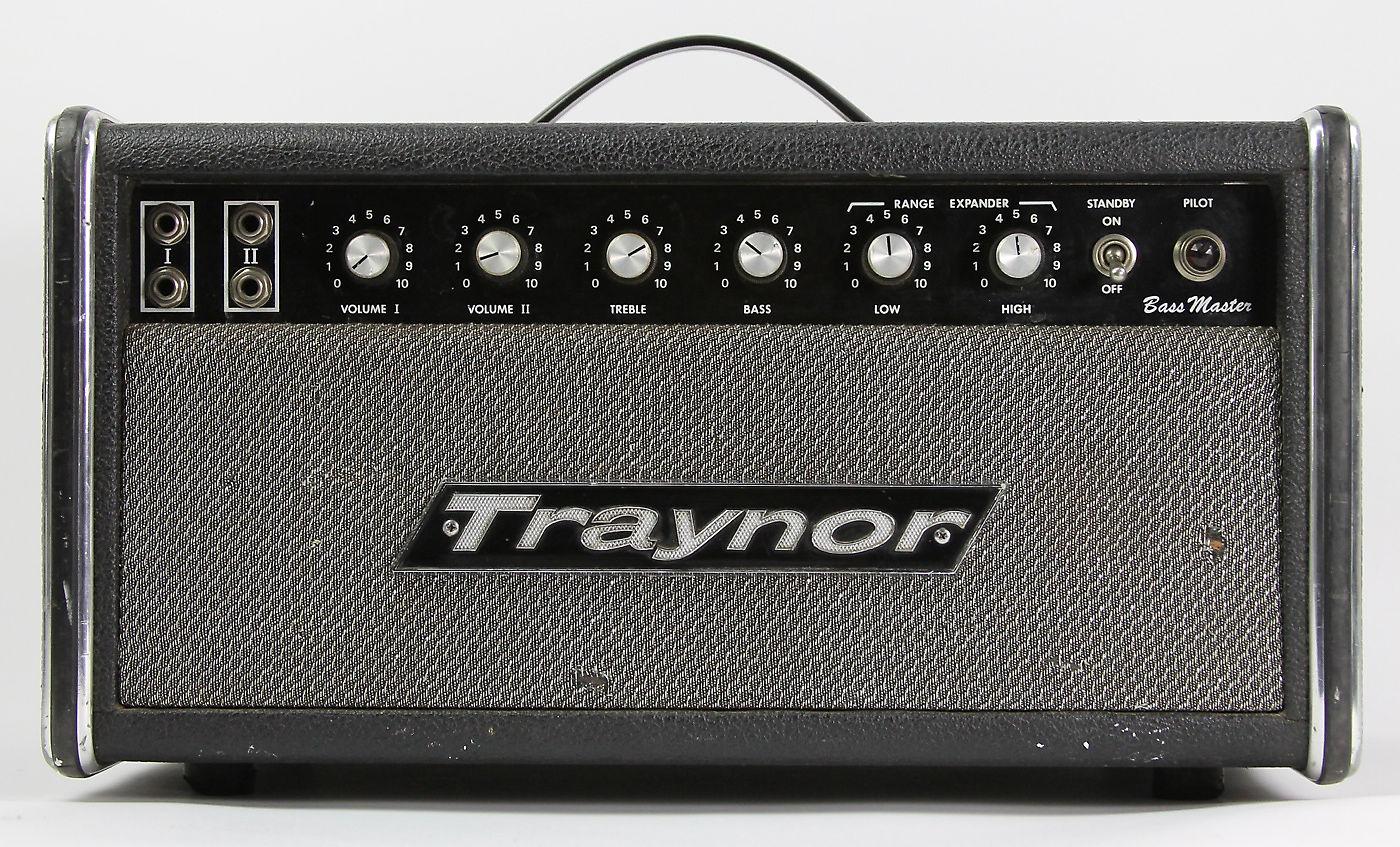 Traynor YBA-1 Bass Master 40-Watt Guitar / Bass Amp Head