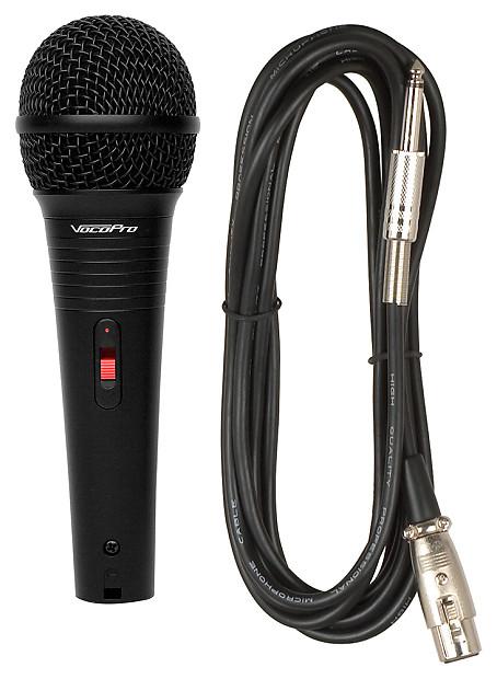 VocoPro MK-38 PRO Vocal Microphone | Mid Am Electronics | Reverb